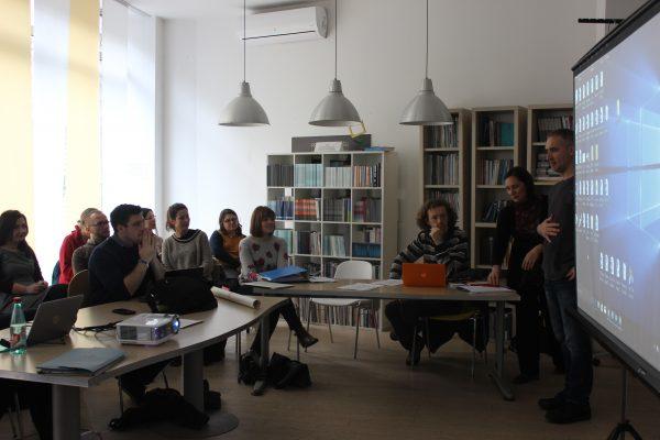 """Састанак партнера на пројекту """"BUILDPEACE"""" у Београду"""