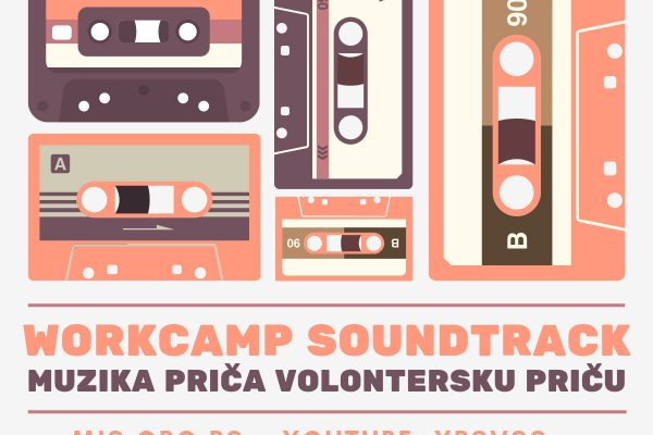 Koji je vaš Workcamp Soundtrack