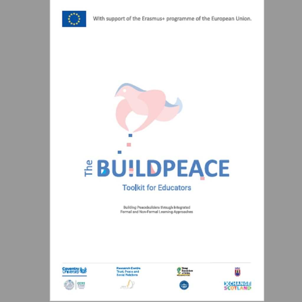 Toolkit for educators about peacebuilding