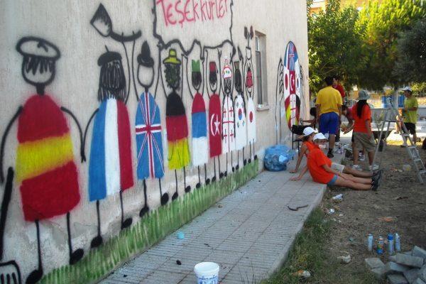 ПОЧИЊЕ ПРИЈАВЉИВАЊЕ НА МЕЂУНАРОДНЕ ВОЛОНТЕРСКЕ КАМПОВЕ У СРБИЈИ
