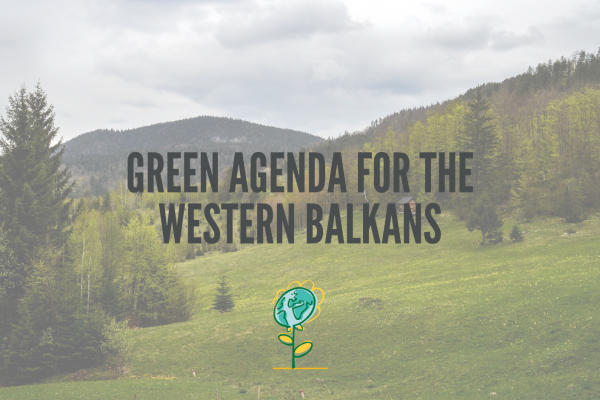 Green Agenda: A Chance for Better Life, Rather Than Burdensome Rules