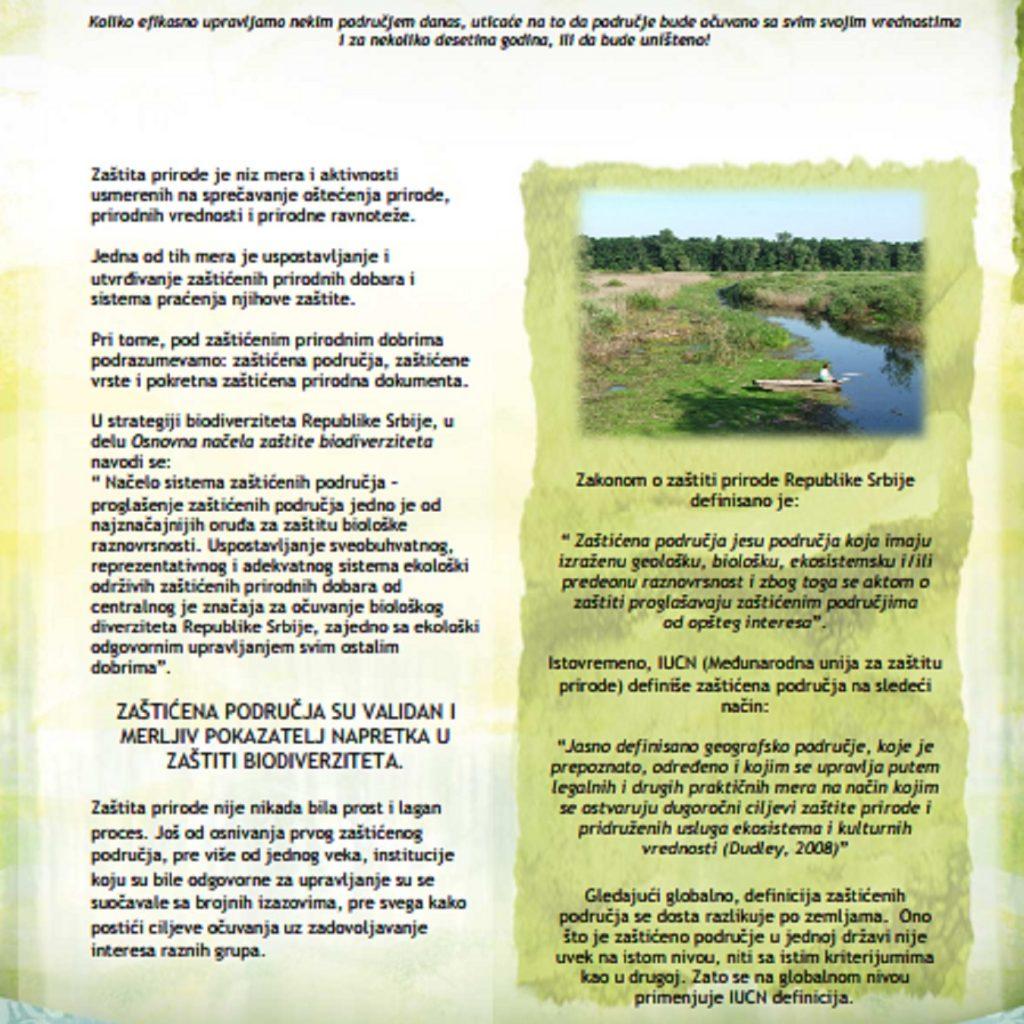 Širi koncept upravljanja u zaštićenim područjima