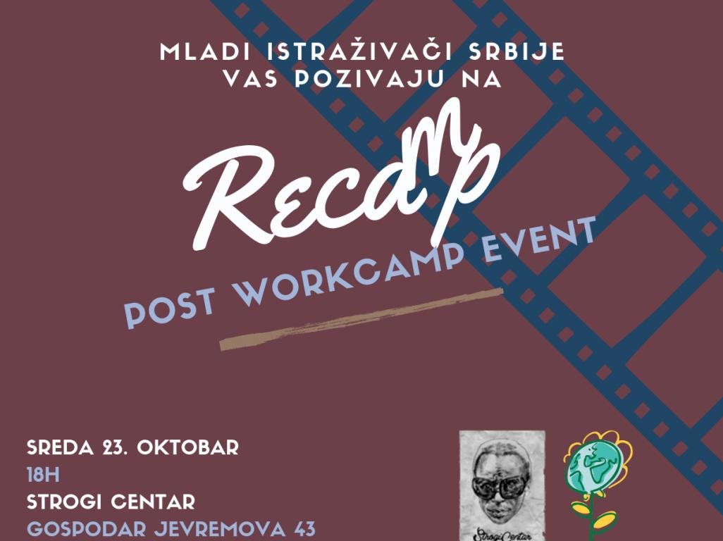 POZIV – Prvo ovogodišnje volontersko druženje