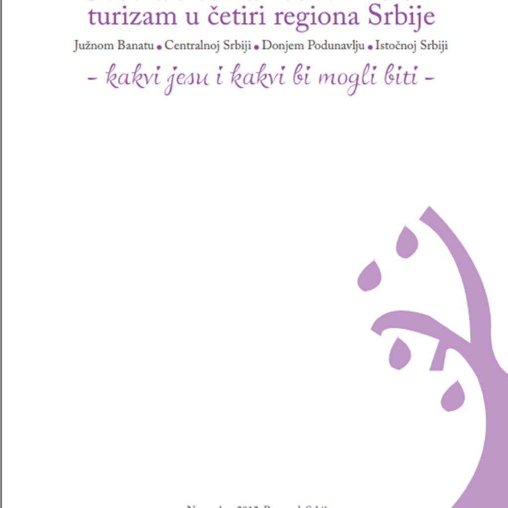 Održivi turizam za ruralni razvoj